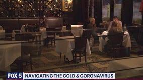 DMV residents navigating cold and coronavirus fears