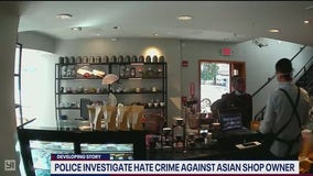 DC police investigating tea shop hate crime