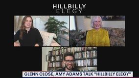 Amy Adams, Glenn Close in Hillbilly Elegy
