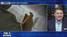 Student Loan Forgiveness push