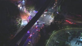 Pedestrian struck, killed along Rockville Pike in Bethesda
