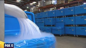 Gaithersburg dry ice company looking to help out coronavirus storage effort