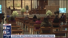 People finding ways to relax as election stress continues