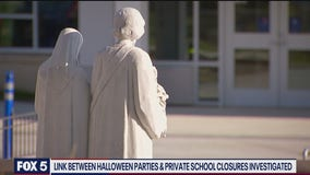 COVID-19 cases linked to Halloween gathering prompt 2 Arlington Catholic schools to switch to remote learning