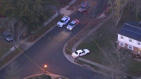 Man found shot dead inside vehicle after crash in Prince George's County