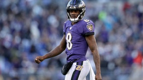Baltimore Ravens' season ends with Jackson in locker room, 17-3 loss