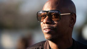 Dave Chappelle performs at The Anthem in DC as mask mandate set to be reinstated
