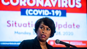 DC Mayor Muriel Bowser announces 'Phase 2 adjustments' as COVID-19 cases continue to rise