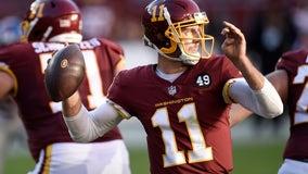 Alex Smith gets Thanksgiving nods for Washington football team