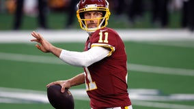 Alex Smith, Washington in 1st after Thanksgiving win over Cowboys