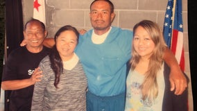 Inmate firefighter injured battling California blaze now set to be deported to Laos
