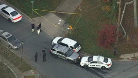 2 dead after man fired at police, stole cruiser and struck family member in Prince George's County, police say