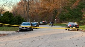 Homicide suspect dead, Montgomery County police officer injured after shooting in Laurel