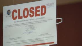 Coronavirus 'risk' shuts down National Harbor hotel
