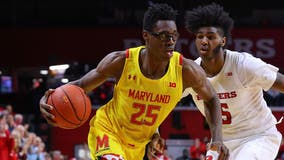 Terrapins Jalen Smith headed to Phoenix Suns