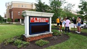 Alexandria school board votes to change names of TC Williams, Matthew Maury schools