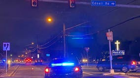 Fairfax County police ID man struck and killed crossing Springfield roadway; driver still missing