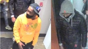 Photos show people of interest after 7 people shot at College Park Halloween hotel party, police say
