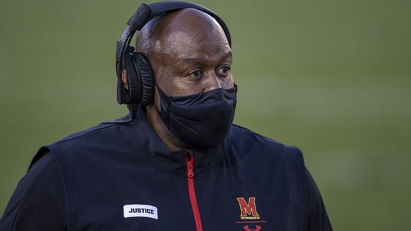 Maryland game against Michigan State canceled after Coach Locksley tests positive for COVID-19
