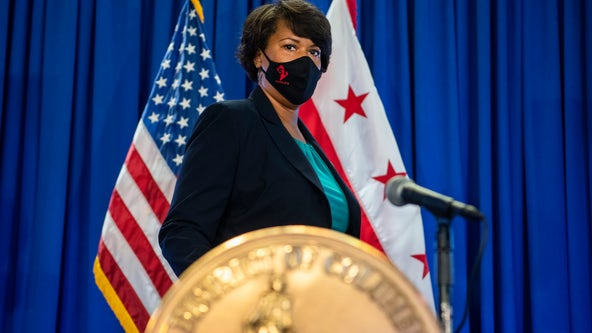DC Mayor Muriel Bowser loses sister to COVID-19 complications