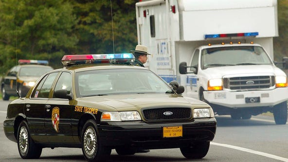 Maryland state troopers to help with pandemic-related compliance efforts