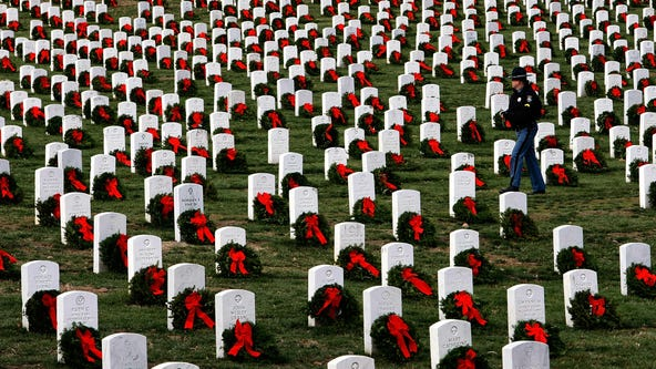 Arlington National Cemetery announces updated schedule for Wreaths Across America