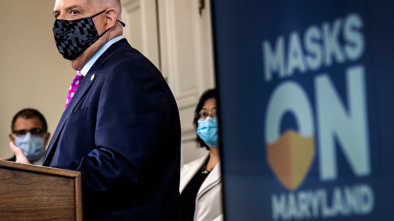 Maryland governor Larry Hogan to have surgery to...