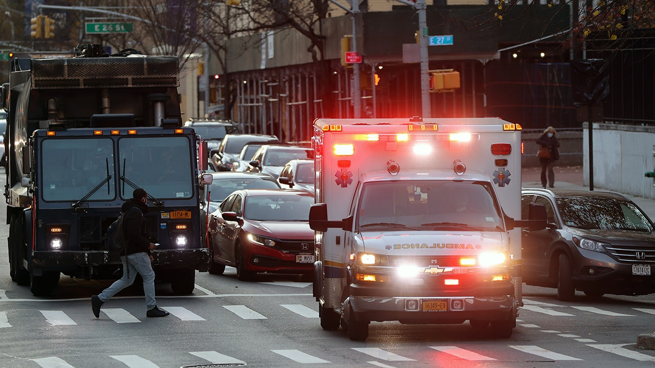 Emergency services at breaking point amid COVID-19 pandemic,...