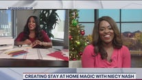 Creating stay at home magic with Niecy Nash