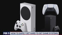 How to safely get hard to get game systems