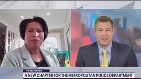 DC Mayor Muriel Bowser says she sympathizes with restaurant owners dealing with indoor dining ban