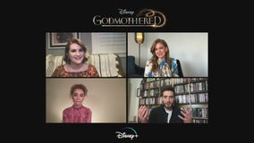 Isla Fisher, Jillian Bell and Jillian Shea Spaeder in Godmothered