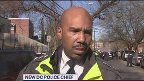 DC Mayor Muriel Bowser introduces her choice for new police chief