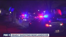 Police investigating deadly shooting near Landover