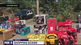 Major retailer warns of shopping scams during holiday season