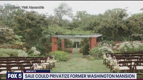 Fairfax County neighbors fighting to keep George Washington property public