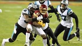 Washington beaten by Carolina Panthers, fails to clinch NFC East