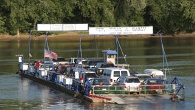 Historic White's Ferry ceases operations in Loudoun and Montgomery Counties over decades long landing dispute