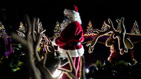Maskless Santa Claus tests positive for COVID-19, special needs children potentially exposed