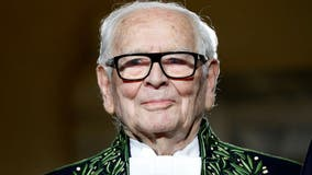 Pierre Cardin, French fashion designer and licensing pioneer, dies at 98