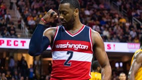 John Wall thanks DC after a decade in a Wizards' jersey