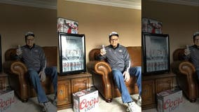 WWII vet who went viral for daily Coors Light habit turns 103, still drinks beer
