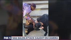 DC nail salon owner injured trying to stop customer who fled without paying