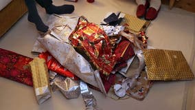 Tips for recycling wrapping paper this holiday season