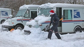 'Unprecedented' mail volume, low staffing delays Christmas gifts, US Postal Services says