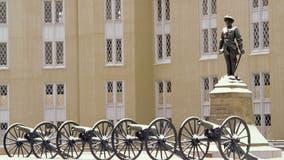 Virginia Military Institute removing Stonewall Jackson statue