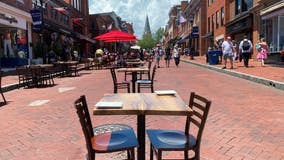 Anne Arundel county executive changes tune on outdoor dining