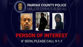 'Person of interest' in series of Fairfax County sex assaults, robberies is in custody, police say
