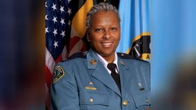 First Black female to serve as Anne Arundel County police chief sworn in