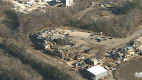 One dead following machinery accident at industrial worksite in Fairfax County